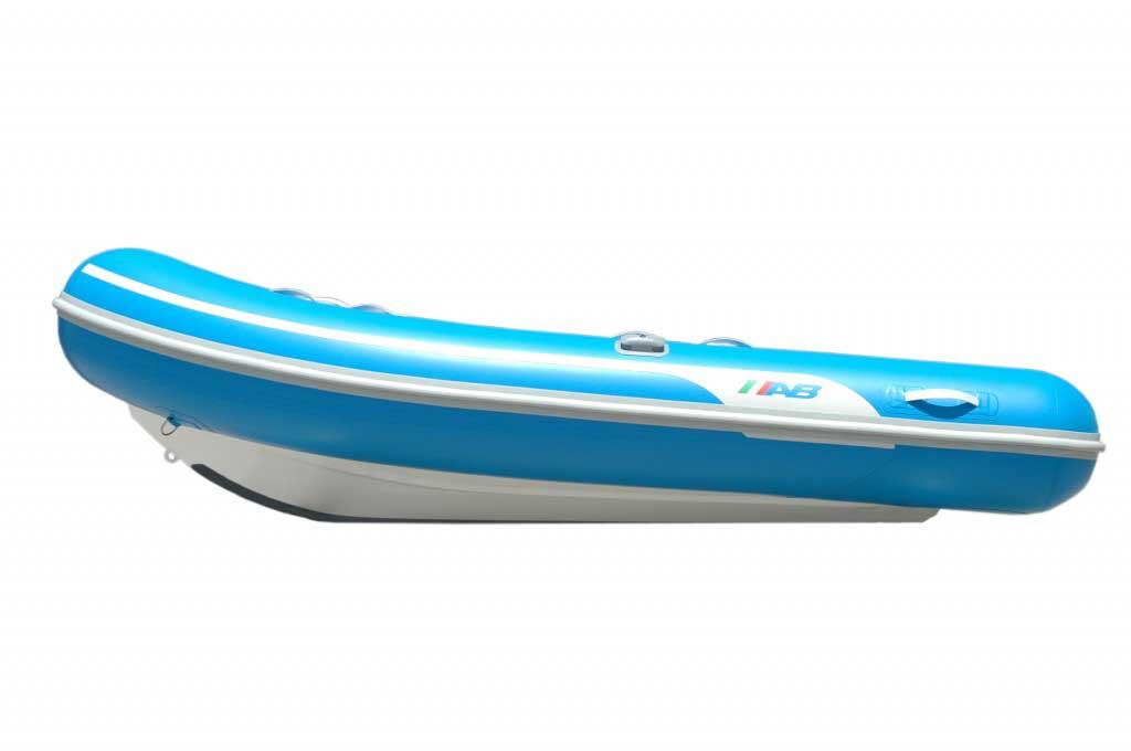 10 AL Side Alpine Blue