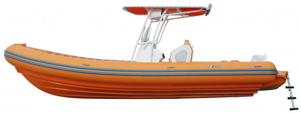 28VST Orange (Side)